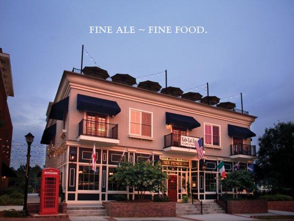 Fort Mill Six Pence Pub